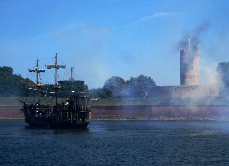 bitwa Baltic Sail 2013