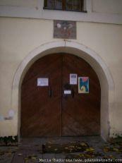 Wejście do Muzeum Etnograficznego