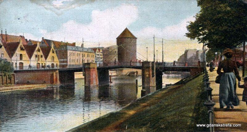 widok na Most Rogoźników