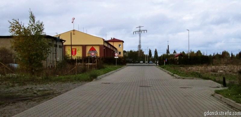 siedziba straży przy Siennickiej