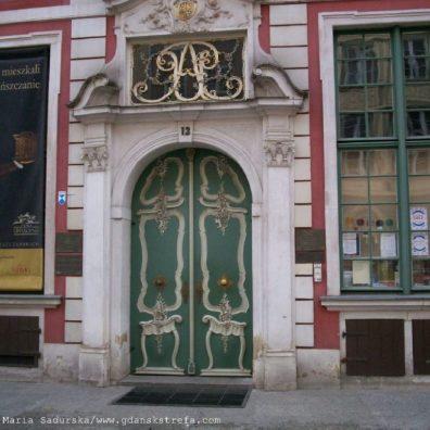 Dom Uphagena-portal