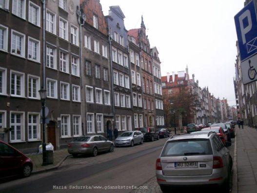 Ulica Ogarna- fragment