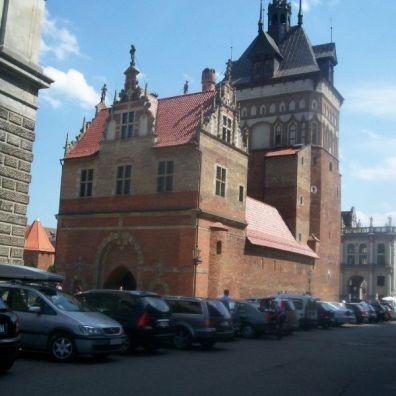 Katownia z wieżą więzienną