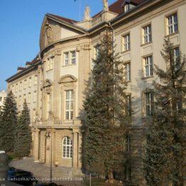 Budynek Dyrekcji Kolei