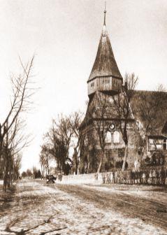 Cedry Wielkie (Groß Zünder), obecnie gm. Cedry Wielkie w powiecie gdańskim