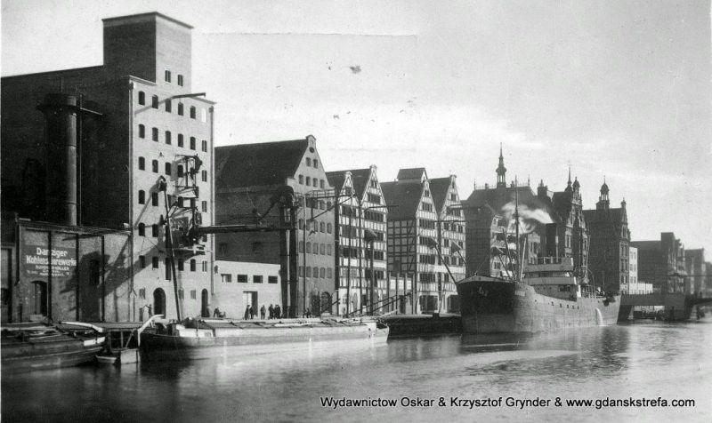 """Konkurs """"Gdańsk na starej pocztówce"""" 4 – zestaw 3/6"""