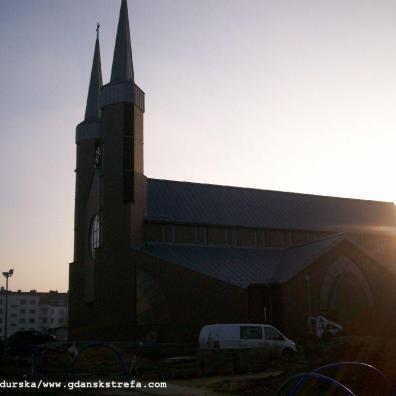 Kościół pw. św. O. Pio