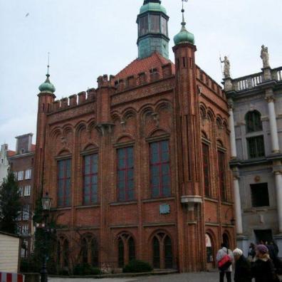 Dwór Bractwa św. Jerzego