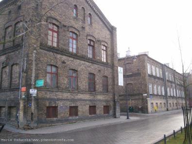 Dawna fabryka karabinów