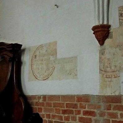 inskrypcje gotyckie