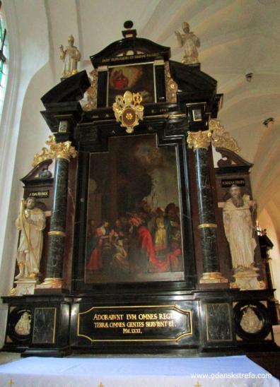 Ołtarz Trzech Króli