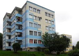 Bloki przy ulicy Diamentowej; źródło: Wikipedia