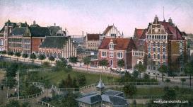 Plac Hanzy 1904 rok