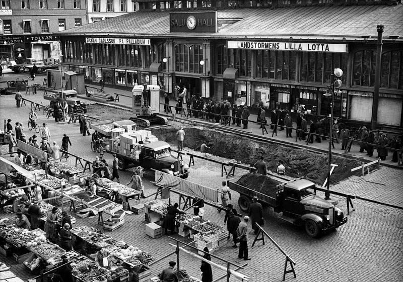 schron; www.stockholmskallan.stockholm.se