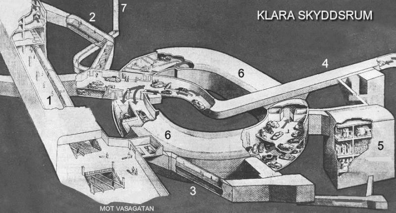 schron Klara, Wikipedia
