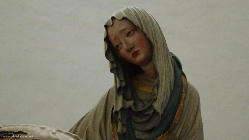 Pieta z Konkatedry Mariackiej