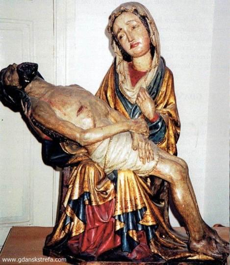 Pieta z kościoła św. Mikołaja; fot. ks. Jerzy Więckowiak