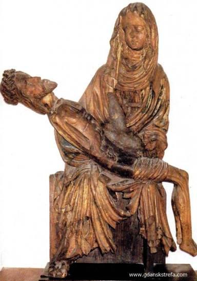 Pieta z Bazyliki Katedralnej, fot. ks. Jerzy Więckowiak