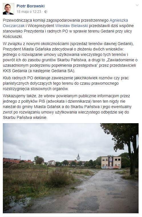 radny Piotr Borawski
