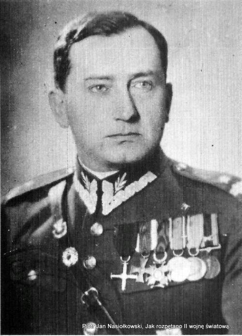 Major Tadeusz Kierst