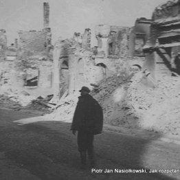 Zniszczony Wieluń