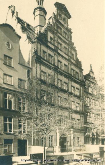 Dom Angielski lata 30 XX wieku