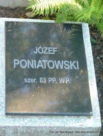 Grób Józefa Poniatowskiego
