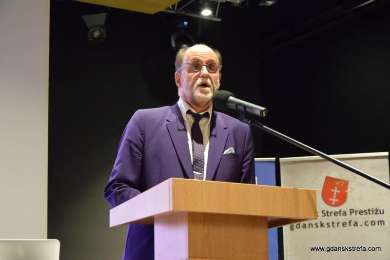 prof. dr hab. Karl Josef Pazzini, prof. em., Uniwersytet w Hamburgu