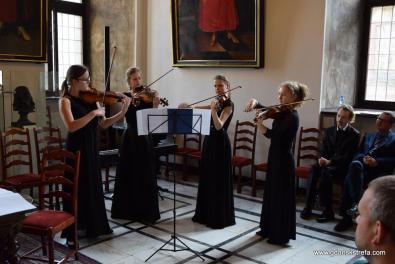 koncert skrzypcowy dla Stanisława Michela