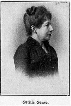 Ottilie Genée