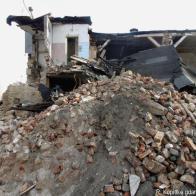 wyburzenie budynku przy Pożarniczej