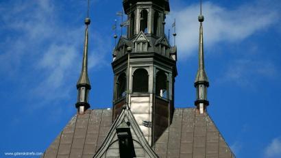 Wieża Więzienna - hełm