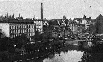 Stara Pakownia w 1913