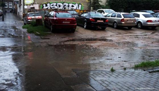 ulica Grażyny