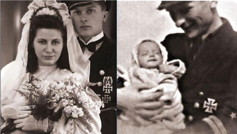 Horst Willner z żoną i córką, źródło: tinypic.com