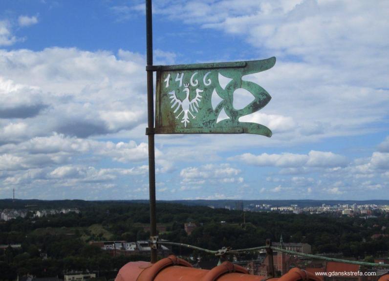wietrznik Bazyliki Mariackiej