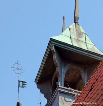 wietrznik kościoła śś. Piotra i Pawła