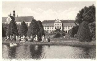 Park i Pałac lata 30-te
