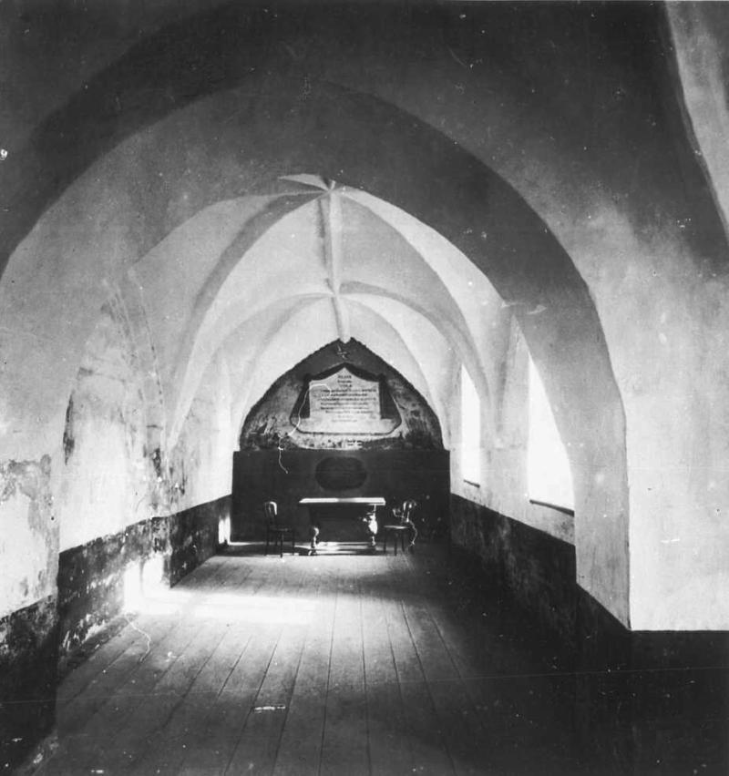 Sala Pokoju w 1911 r.