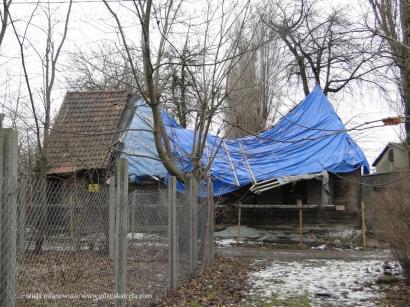 Domek, w którym mieszkał Stanisław Matyja
