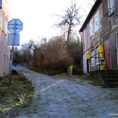 ulica Kłopot