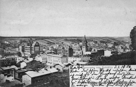Panorama Siedlec