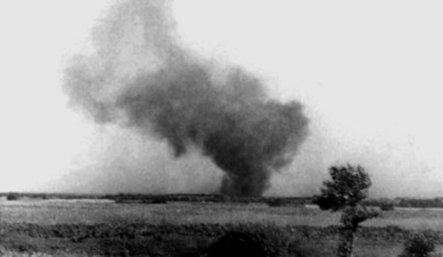 Płonąca Treblinka. Bunt w obozie