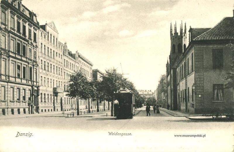 Dolne Miasto - ulica Łąkowa