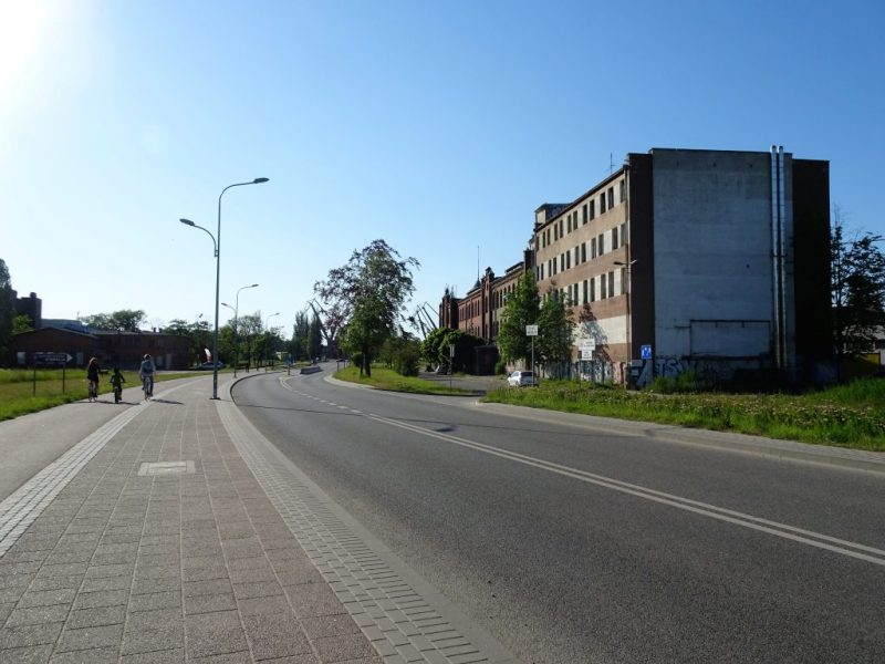 ulica Popiełuszki