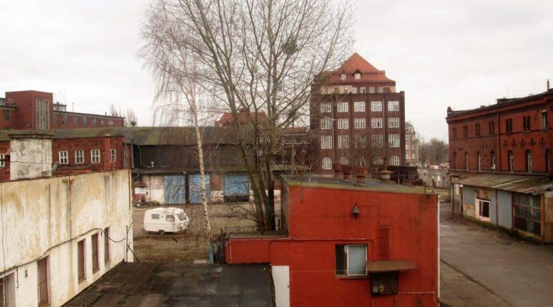 ciąg historyczny Wałowej