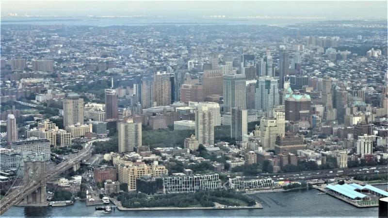 widok na Brooklyn