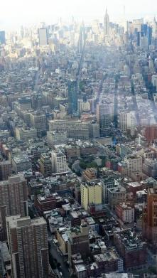 środkowy i dolny Manhattan