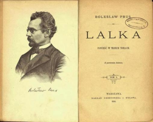 Prus Lalka