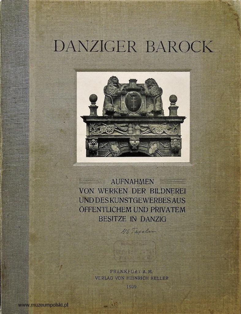 Heinrich Keller Danziger Barock